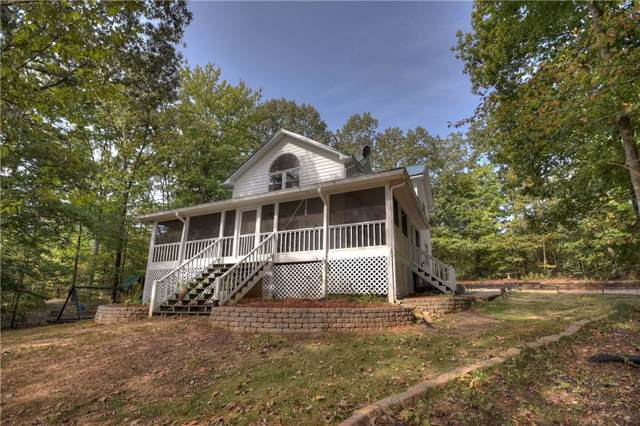 623 Camp Branch Road, Ellijay, GA 30540 (MLS #6638535) :: North Atlanta Home Team