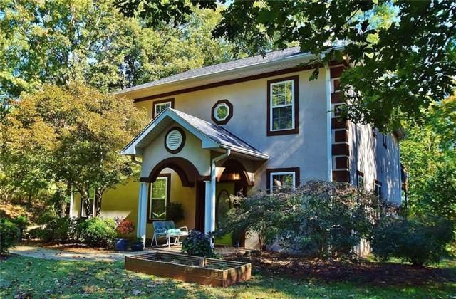 3804 Pine Tree Trail, Gainesville, GA 30501 (MLS #6638565) :: Charlie Ballard Real Estate