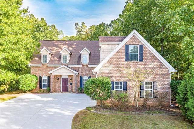 409 Creek View Court, Bremen, GA 30110 (MLS #6638753) :: Charlie Ballard Real Estate