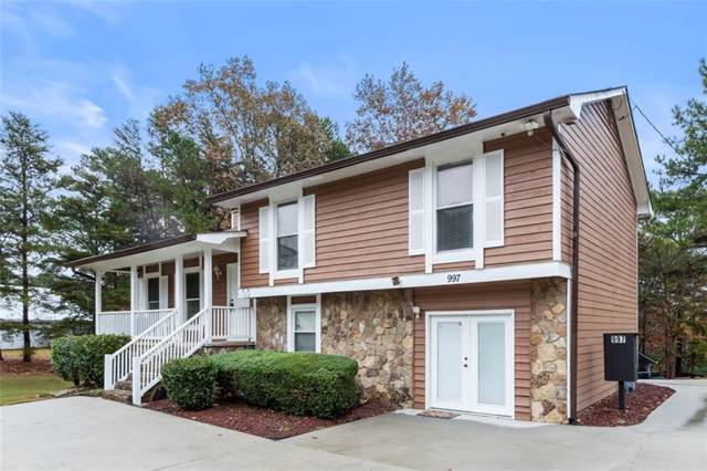 997 Dickens Road NW, Lilburn, GA 30047 (MLS #6638795) :: North Atlanta Home Team