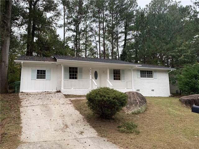 4654 Greenbriar Trail SW, Atlanta, GA 30331 (MLS #6638803) :: North Atlanta Home Team