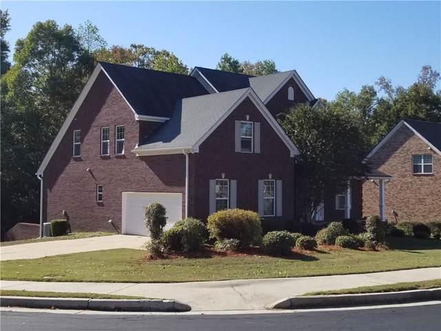 1741 Carissa Drive, Conyers, GA 30094 (MLS #6638885) :: North Atlanta Home Team