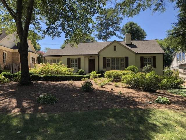 1015 Eulalia Road NE, Atlanta, GA 30319 (MLS #6638911) :: RE/MAX Paramount Properties