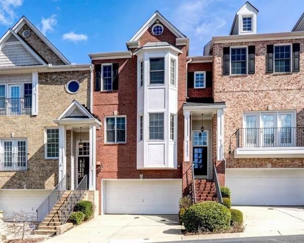 1213 Comet View Trail SE #1, Smyrna, GA 30082 (MLS #6638957) :: North Atlanta Home Team