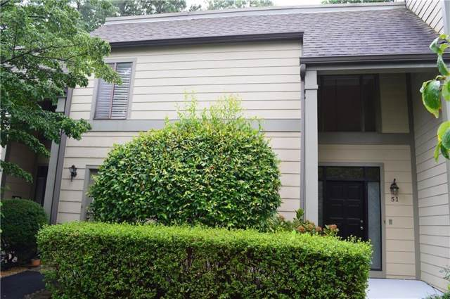 51 Forrest Place, Atlanta, GA 30328 (MLS #6638964) :: North Atlanta Home Team