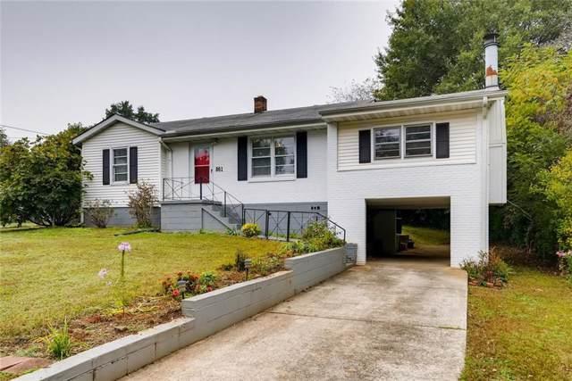 861 Mclinden Avenue SE, Smyrna, GA 30080 (MLS #6639001) :: North Atlanta Home Team
