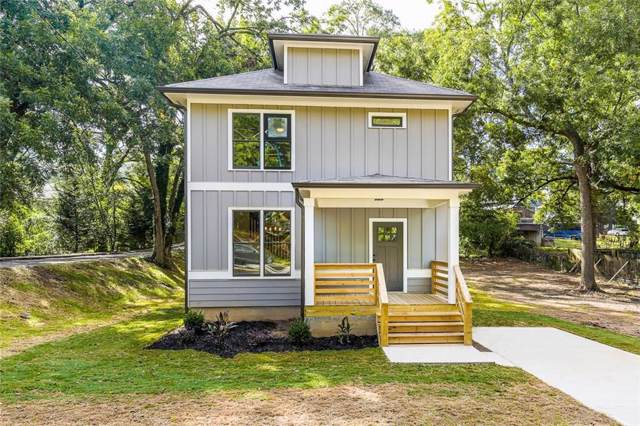 1706 Browning Street SW, Atlanta, GA 30314 (MLS #6639012) :: The Zac Team @ RE/MAX Metro Atlanta