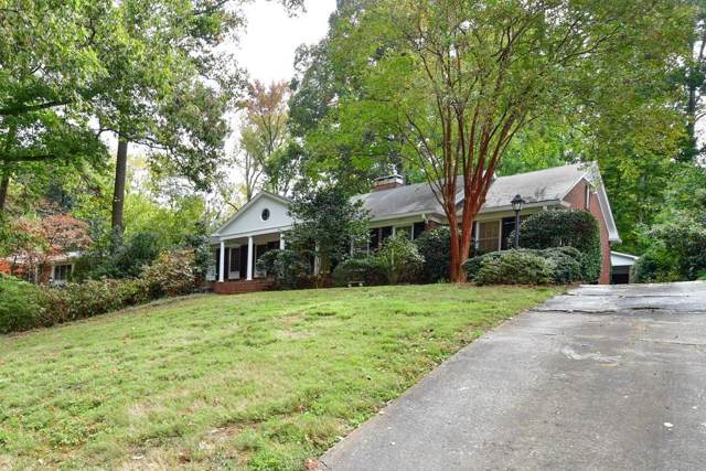 923 Barton Woods Road NE, Atlanta, GA 30307 (MLS #6639014) :: Charlie Ballard Real Estate