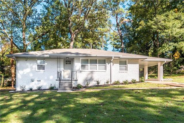 1944 Capri Drive, Decatur, GA 30032 (MLS #6639020) :: The Zac Team @ RE/MAX Metro Atlanta