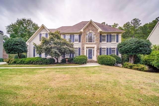 819 Weeping Willow Drive, Powder Springs, GA 30127 (MLS #6639052) :: The Cowan Connection Team