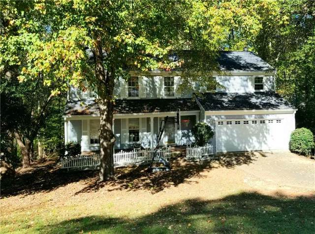 805 Barrington Way, Roswell, GA 30076 (MLS #6639133) :: North Atlanta Home Team