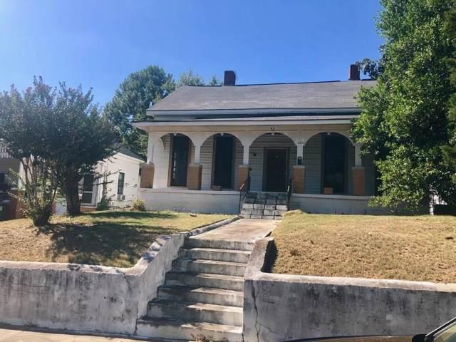 1433 Calhoun Street, Macon, GA 31201 (MLS #6639152) :: North Atlanta Home Team