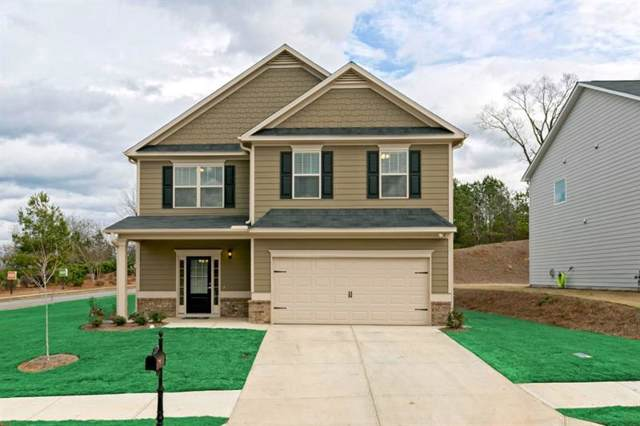 16 Caseys Ridge Road, Rockmart, GA 30153 (MLS #6639166) :: Charlie Ballard Real Estate
