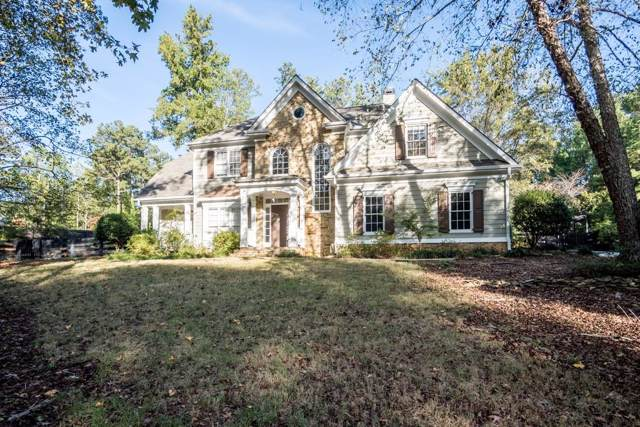 3300 Plantation Trace, Alpharetta, GA 30004 (MLS #6639231) :: Charlie Ballard Real Estate