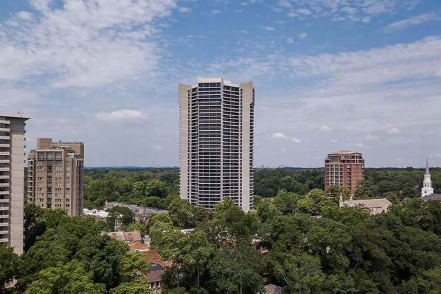 2660 Peachtree Road NW 16E, Atlanta, GA 30305 (MLS #6639232) :: Rich Spaulding