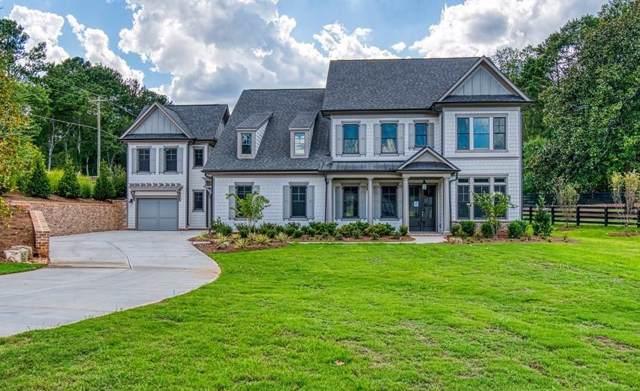 3521 Thicket Court, Milton, GA 30004 (MLS #6639389) :: North Atlanta Home Team