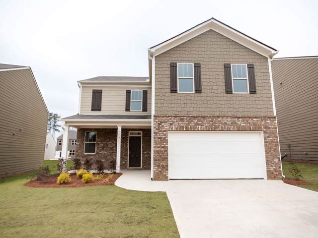 7374 Stone Bluff Drive, Douglasville, GA 30134 (MLS #6639399) :: The Cowan Connection Team
