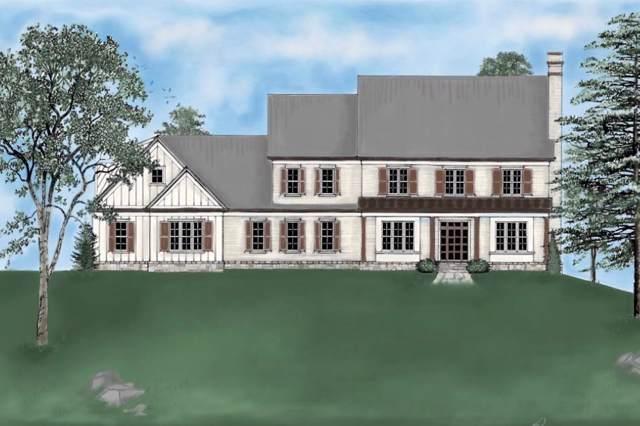 780 Foxhollow Run, Milton, GA 30004 (MLS #6639487) :: Charlie Ballard Real Estate