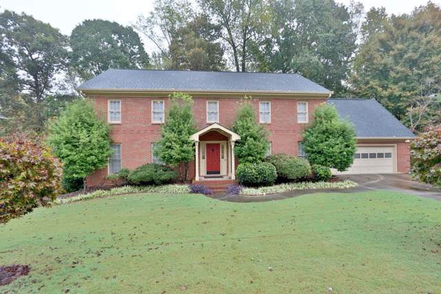 5110 Huntshire Lane SW, Lilburn, GA 30047 (MLS #6639538) :: The Butler/Swayne Team