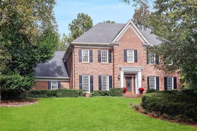 7750 Dunvegan Close, Sandy Springs, GA 30350 (MLS #6639557) :: Iconic Living Real Estate Professionals