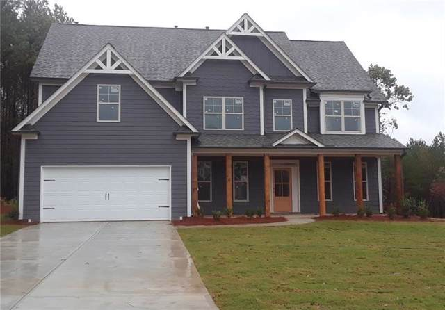 610 Red Leaf Way, Canton, GA 30114 (MLS #6639559) :: North Atlanta Home Team