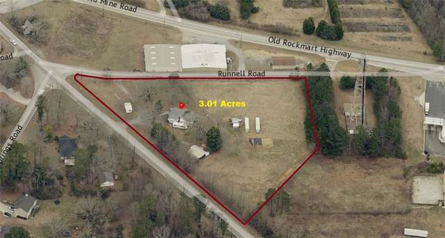 6148 Highway 101 N, Rockmart, GA 30153 (MLS #6639582) :: Kennesaw Life Real Estate