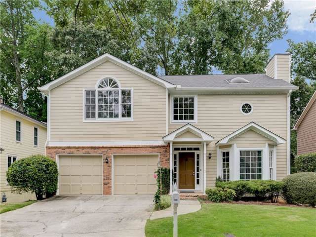 1119 Bailiff Court NE, Brookhaven, GA 30319 (MLS #6639597) :: North Atlanta Home Team