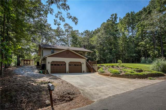 129 Cedar Drive, Woodstock, GA 30189 (MLS #6639630) :: The North Georgia Group