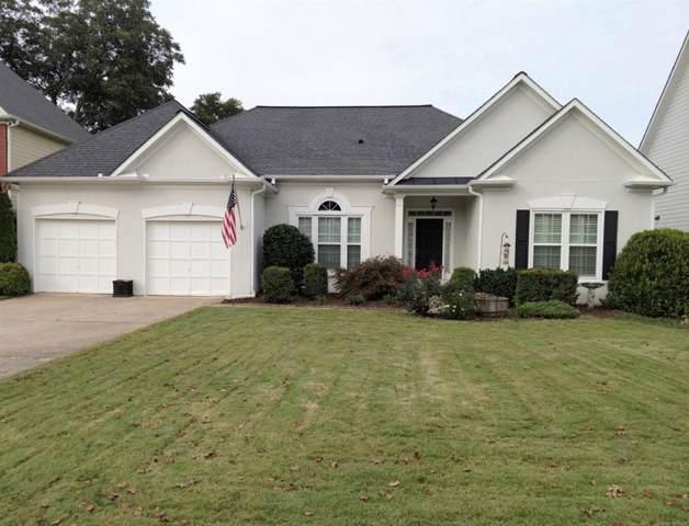 2468 Gablewood Drive NE, Marietta, GA 30062 (MLS #6639646) :: The Cowan Connection Team