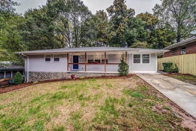 1573 Woodland Circle SE, Atlanta, GA 30316 (MLS #6639657) :: Charlie Ballard Real Estate