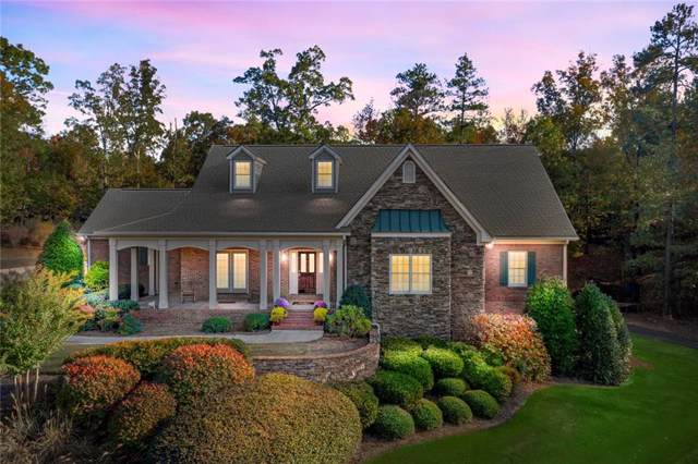100 Hendricks Road, Rydal, GA 30171 (MLS #6639658) :: Path & Post Real Estate