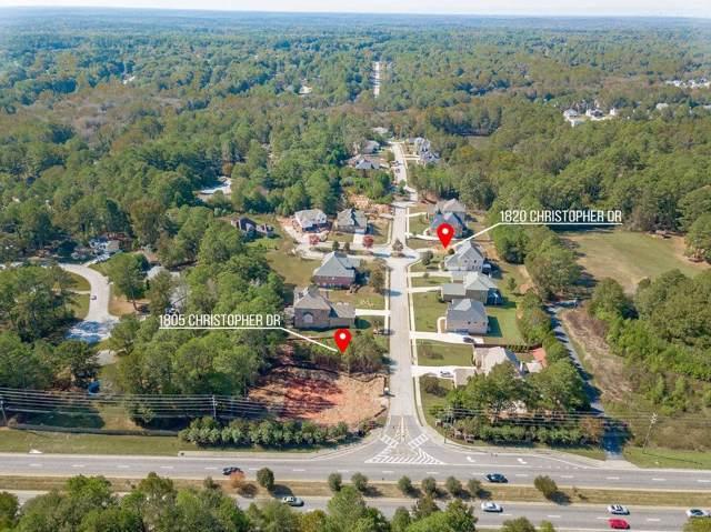 1820 Christopher Drive, Conyers, GA 30094 (MLS #6639724) :: North Atlanta Home Team