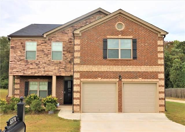 5770 Rex Ridge Loop, Rex, GA 30273 (MLS #6639736) :: North Atlanta Home Team