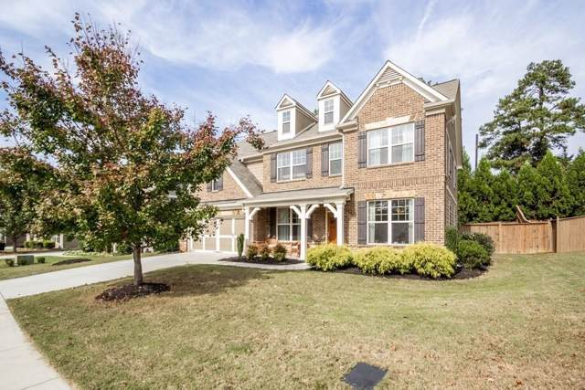 1078 Rockford Township Drive SW, Marietta, GA 30064 (MLS #6639743) :: Charlie Ballard Real Estate