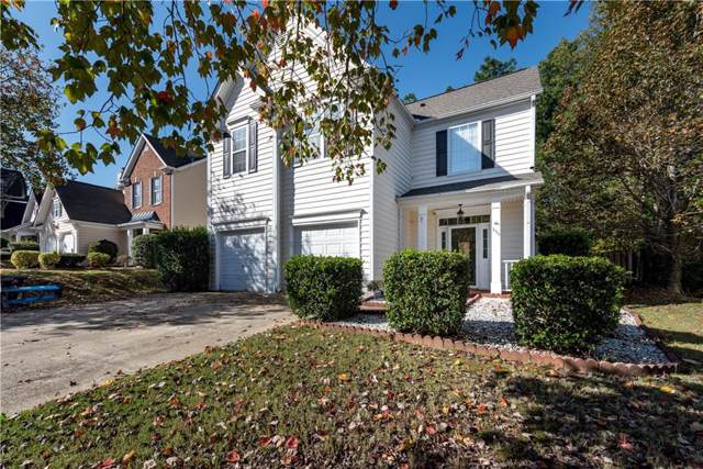 356 Weatherstone Place, Woodstock, GA 30188 (MLS #6639767) :: The Cowan Connection Team