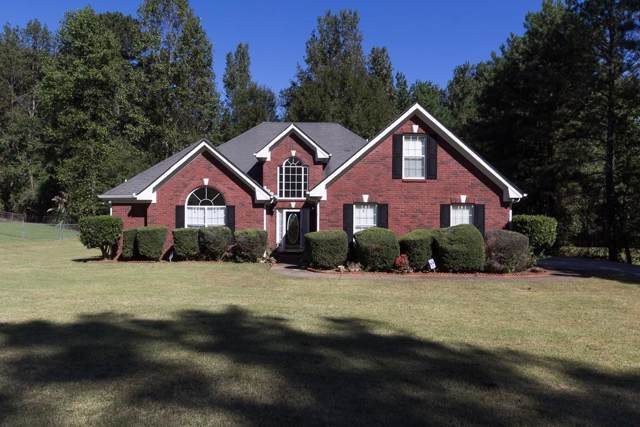2690 Club Forest Drive SE, Conyers, GA 30013 (MLS #6639794) :: North Atlanta Home Team
