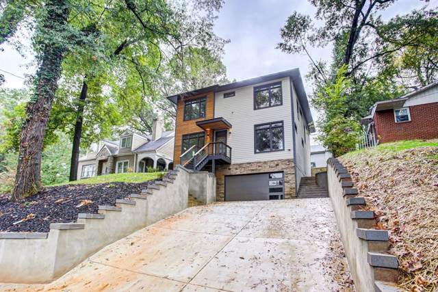1214 Hosea L Williams Drive NE, Atlanta, GA 30317 (MLS #6639839) :: The Zac Team @ RE/MAX Metro Atlanta