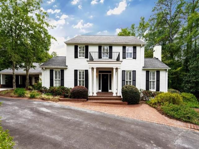 4284 Old Club Road E, Macon, GA 31210 (MLS #6639934) :: North Atlanta Home Team