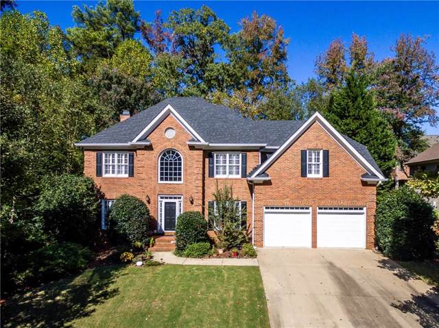 2221 Austin Lake Drive SE, Smyrna, GA 30082 (MLS #6639960) :: RE/MAX Paramount Properties