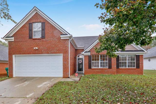 3693 Walnut Creek Way, Lithonia, GA 30038 (MLS #6639994) :: North Atlanta Home Team