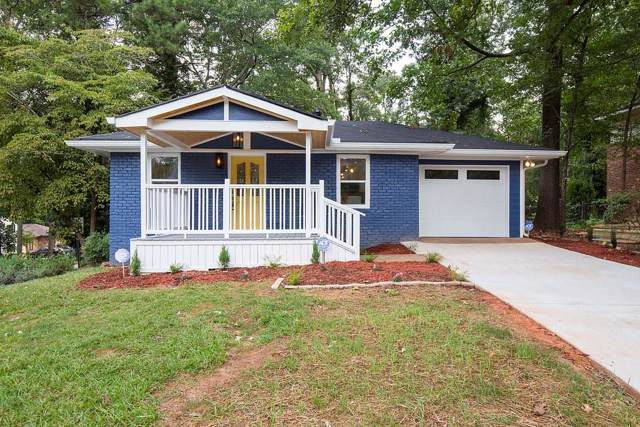 2384 Mellville Avenue, Decatur, GA 30032 (MLS #6640020) :: RE/MAX Prestige