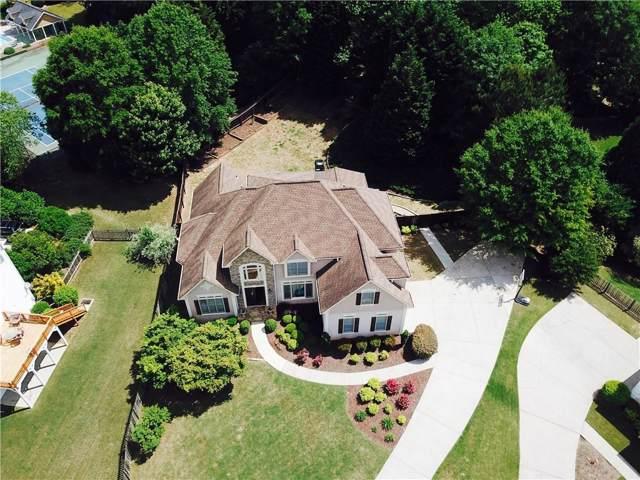1210 Jennifer Oaks Circle, Alpharetta, GA 30004 (MLS #6640046) :: Charlie Ballard Real Estate