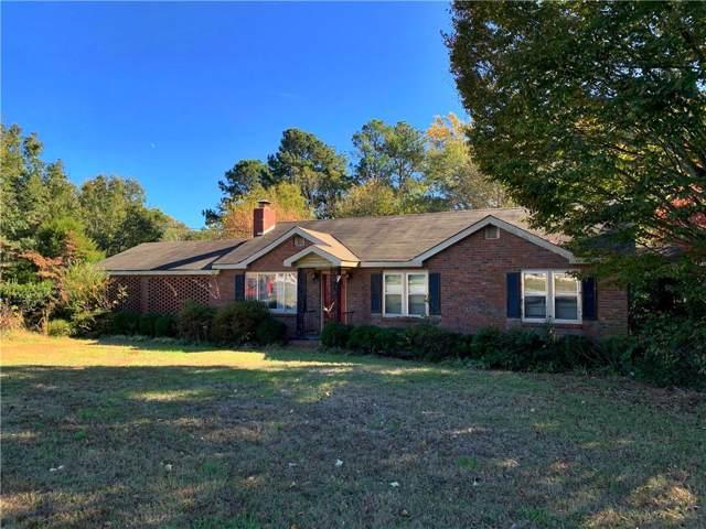 4272 Cumming Highway, Canton, GA 30115 (MLS #6640090) :: Path & Post Real Estate