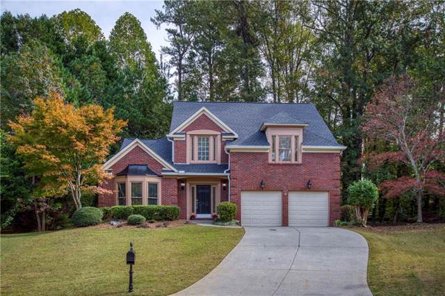 1870 Oak Tree Hollow, Alpharetta, GA 30005 (MLS #6640095) :: North Atlanta Home Team