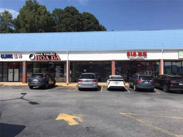 5150 Buford Highway NE A200, Doraville, GA 30340 (MLS #6640187) :: North Atlanta Home Team