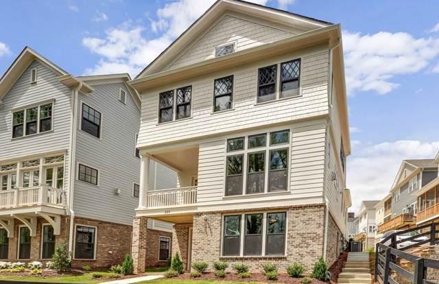 201 Thompson Street, Alpharetta, GA 30009 (MLS #6640280) :: North Atlanta Home Team