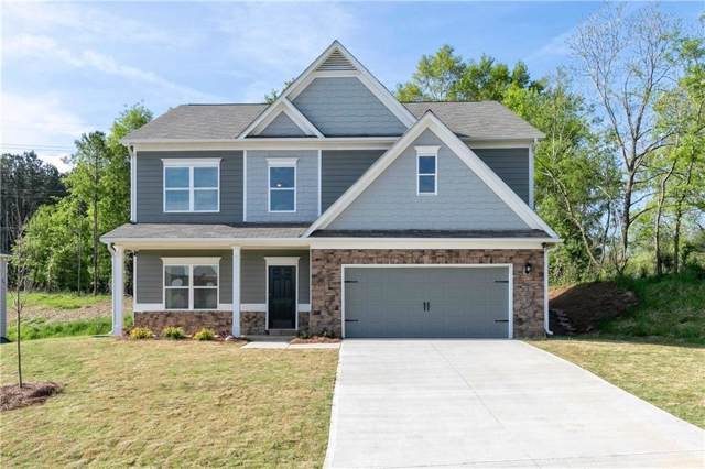 6132 Odum Circle, Covington, GA 30014 (MLS #6640288) :: North Atlanta Home Team