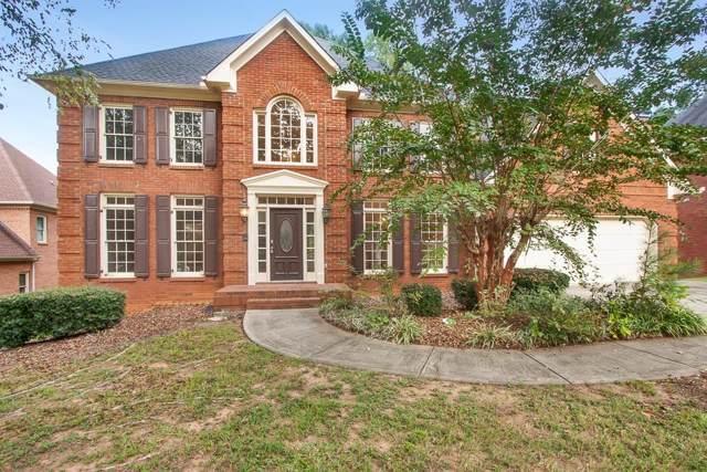 1384 Downington Lane NW, Acworth, GA 30101 (MLS #6640297) :: Iconic Living Real Estate Professionals