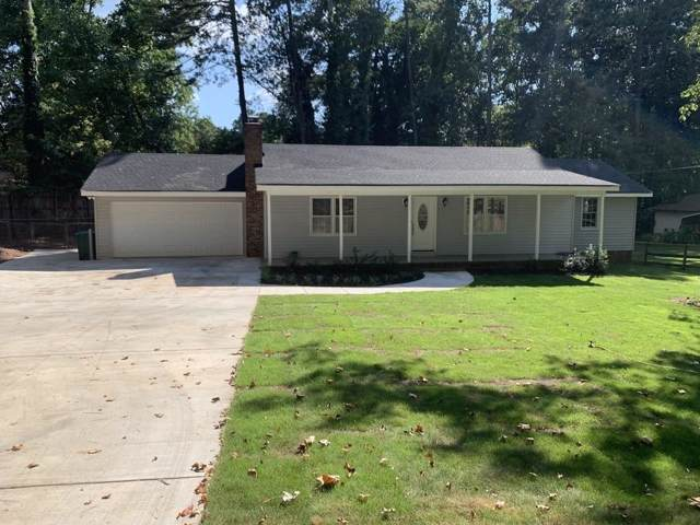 1799 Killian Hill Road SW, Lilburn, GA 30047 (MLS #6640309) :: Charlie Ballard Real Estate