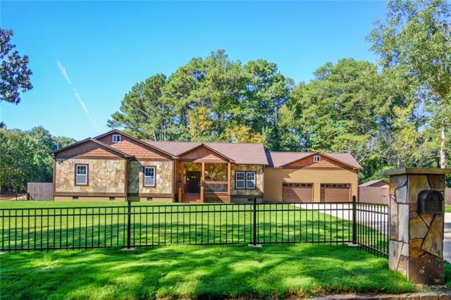 1857 Glenhaven Circle, Decatur, GA 30035 (MLS #6640329) :: North Atlanta Home Team